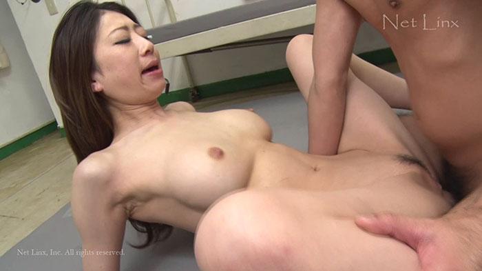 Yukari's secret massage turns into week long gangbang